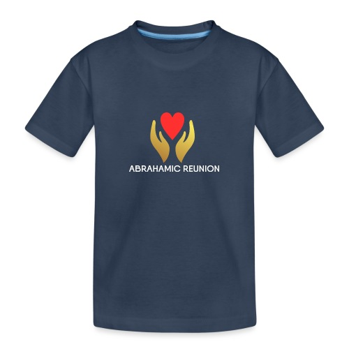 Abrahamic Reunion - Teenager Premium Organic T-Shirt