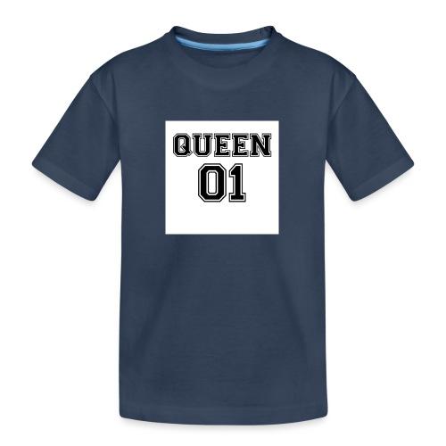 Queen 01 - T-shirt bio Premium Ado