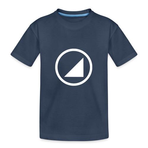 bulgebull brand - Teenager Premium Organic T-Shirt