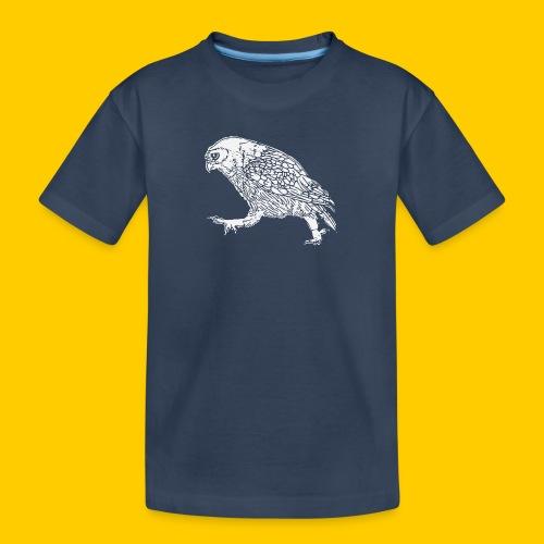 Oh...wl - Ekologisk premium-T-shirt tonåring