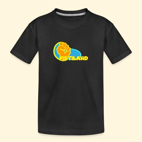 FISTILAND en couleur - T-shirt bio Premium Ado