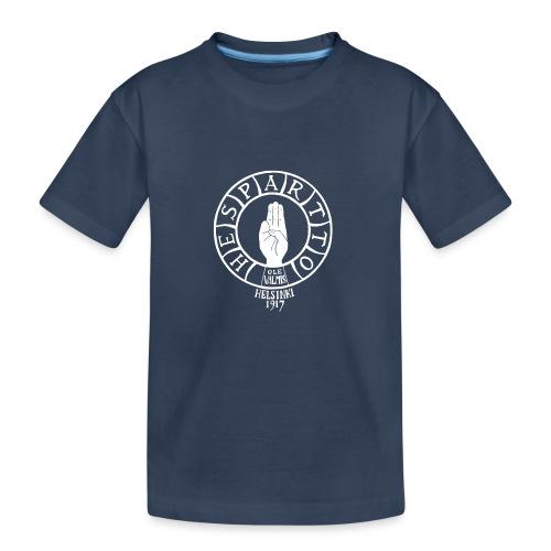 lasten vaatteet - Teinien premium luomu-t-paita