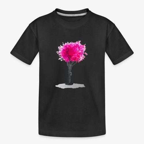 Tree - Teenager Premium Organic T-Shirt