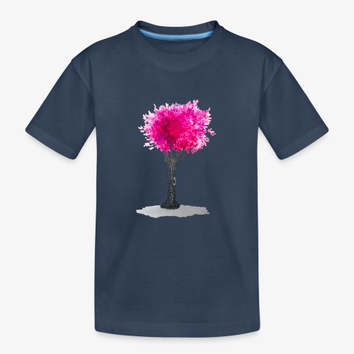 Tree - Teenager Premium Organic T-Shirt