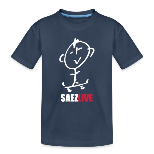 Skater (version light) - T-shirt bio Premium Ado