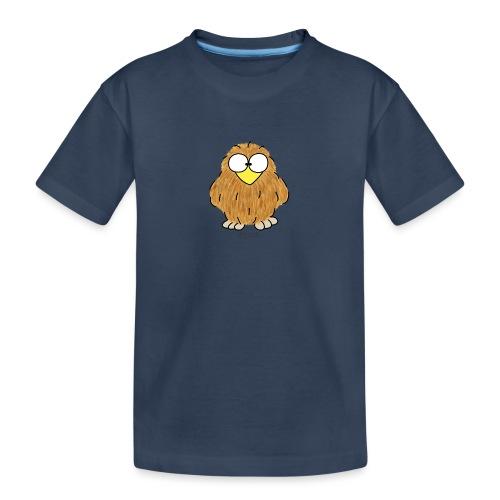Niki Owl - Teenager Premium Organic T-Shirt