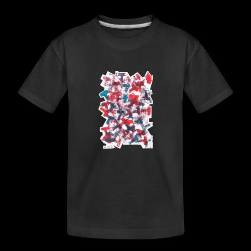Color T BY TAiTO - Teinien premium luomu-t-paita