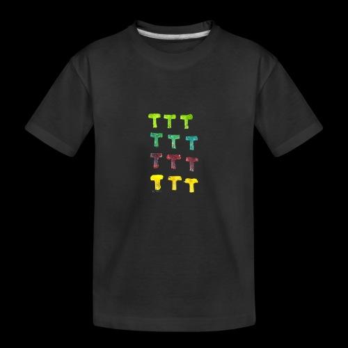 Original Color T BY TAiTO - Teinien premium luomu-t-paita