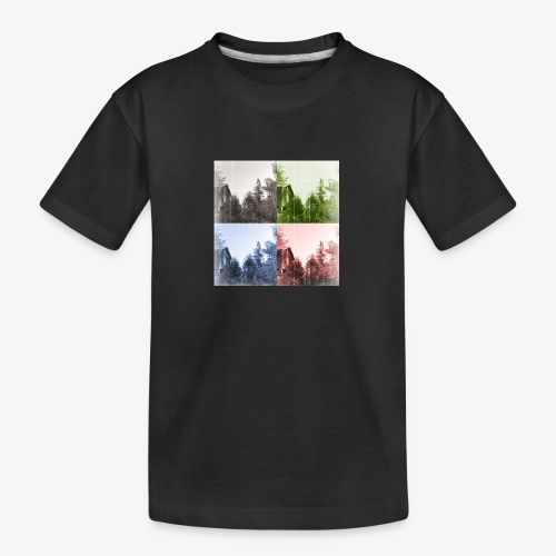 Torppa - Teinien premium luomu-t-paita