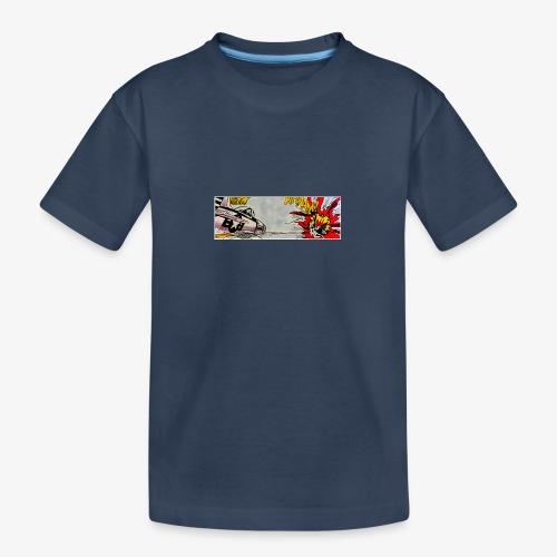 ATOX - Maglietta ecologica premium per ragazzi