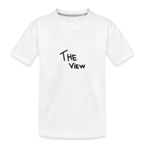 Untitled - Teenager premium biologisch T-shirt