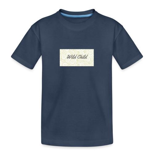 Wild Child 1 - Teenager Premium Organic T-Shirt