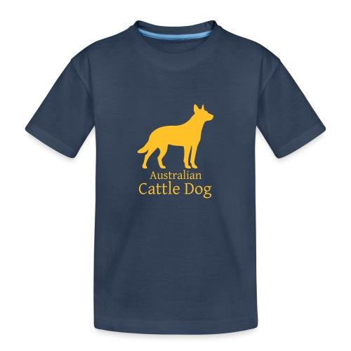 Australian Cattle Dog - Teenager Premium Bio T-Shirt