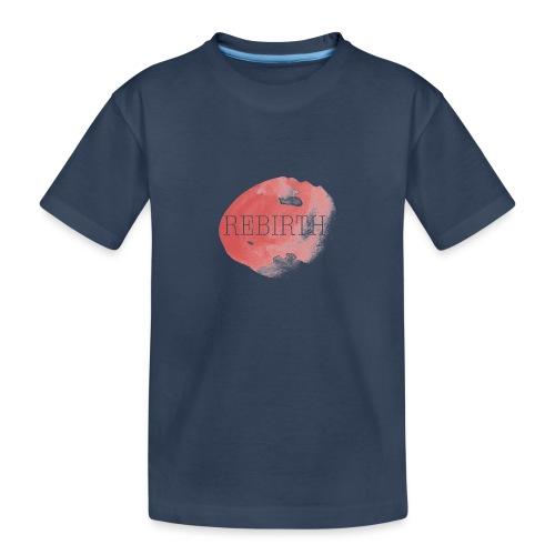 rebirth - Maglietta ecologica premium per ragazzi