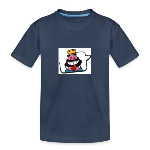 Cartoon - Maglietta ecologica premium per ragazzi