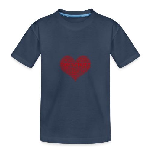Tierschutz - Teenager Premium Bio T-Shirt