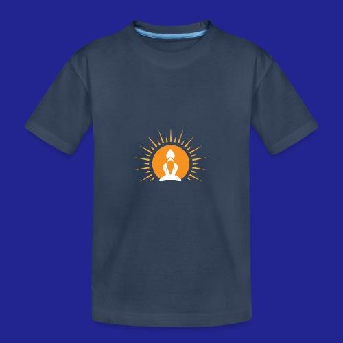 Guramylyfe logo no text - Teenager Premium Organic T-Shirt