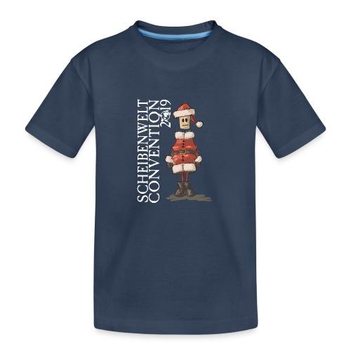 Scheibenwelt Convention 2019 - Tod als Schneevater - Teenager Premium Bio T-Shirt