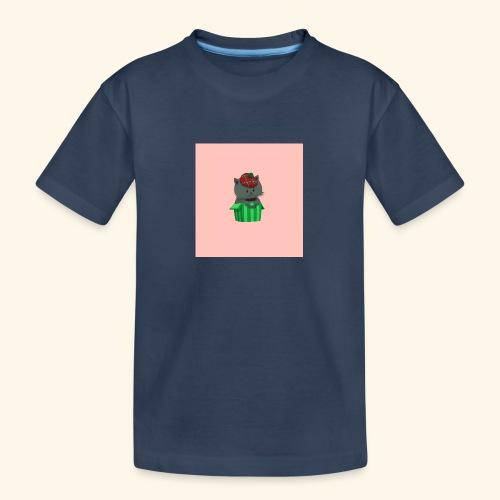 HCP custo 7 - Teenager Premium Organic T-Shirt