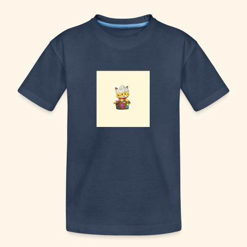 HCP custo 6 - Teenager Premium Organic T-Shirt