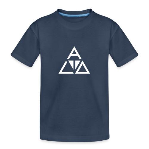 Acid Shirt png - Teenager premium biologisch T-shirt
