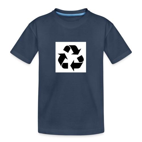 maglia ciclo di vita - Maglietta ecologica premium per ragazzi
