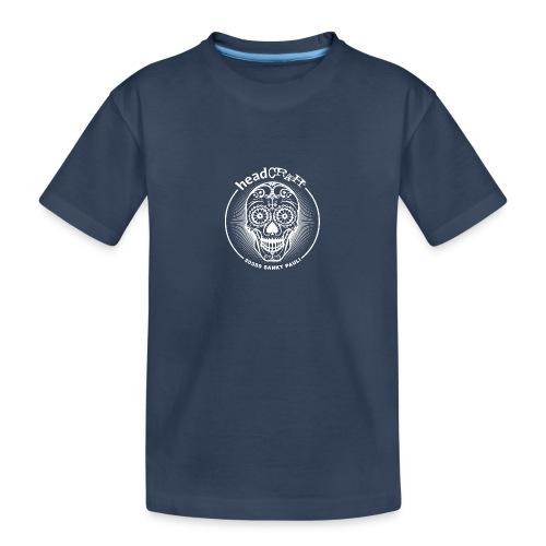 hC_star_white - Teenager Premium Bio T-Shirt