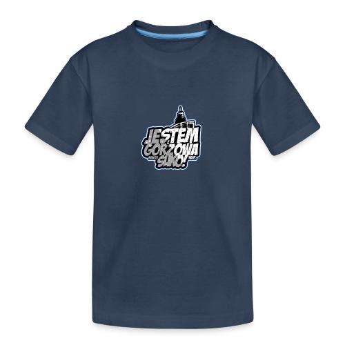 Jestem-Z-Gorzowa-Suko! - Ekologiczna koszulka młodzieżowa Premium