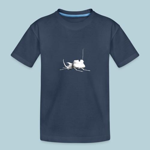 RATWORKS Luna Stag Beetle - Teenager Premium Organic T-Shirt