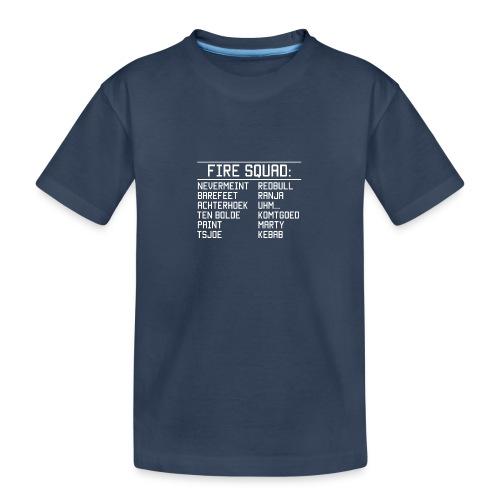 8DArmyTekst v001 - Teenager premium biologisch T-shirt