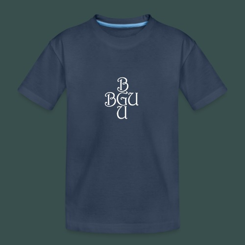 BGU - Teenager Premium Bio T-Shirt