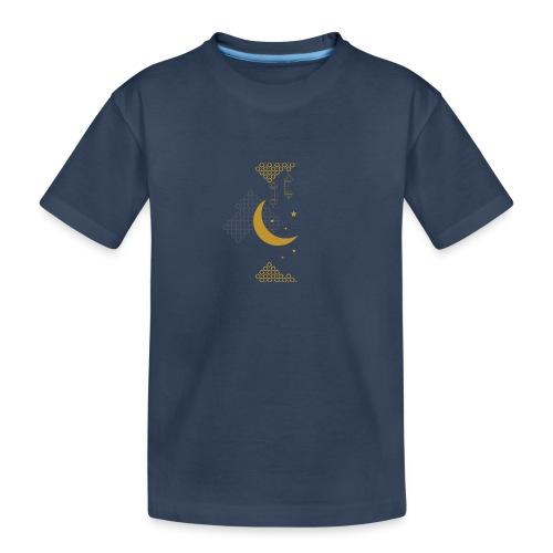 Ramadan Kareem Muslim holy month ilustration - Teenager Premium Organic T-Shirt