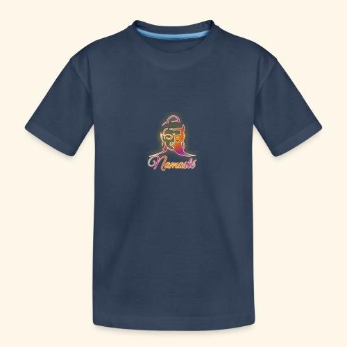 Buddha - Namasté - Teenager Premium Bio T-Shirt