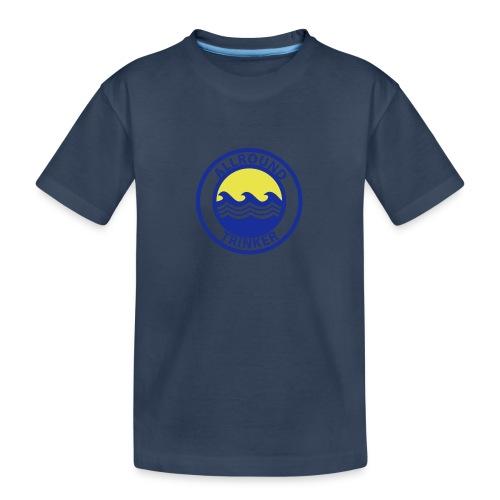 Allroundtrinker - Teenager Premium Bio T-Shirt