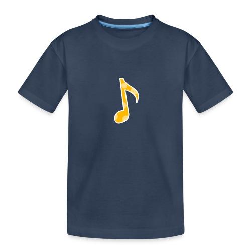 Basic logo - Teenager Premium Organic T-Shirt