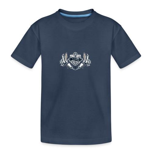 Tatoo 01 - Maglietta ecologica premium per ragazzi