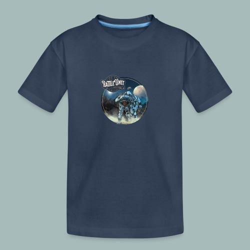 STMWTS Merch - Teenager premium biologisch T-shirt