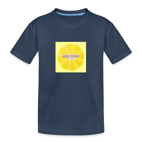 zitronetextur - Teenager Premium Bio T-Shirt