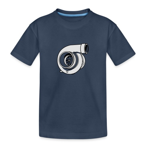 Turbo G - T-shirt bio Premium Ado