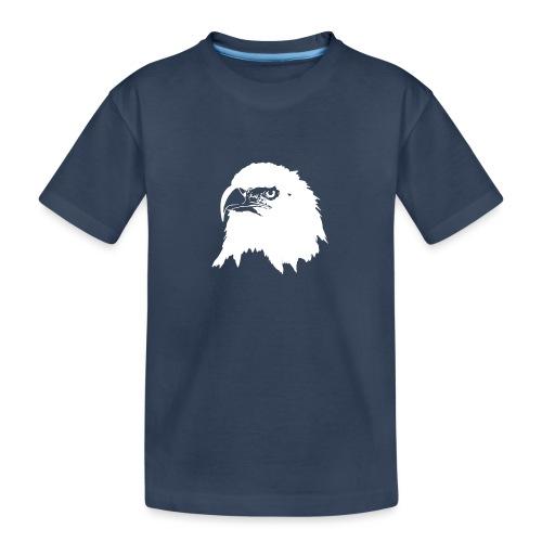 Steinadler - Teenager Premium Bio T-Shirt