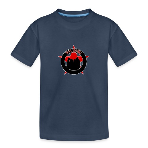 ryggtavla2 - Teenager Premium Organic T-Shirt