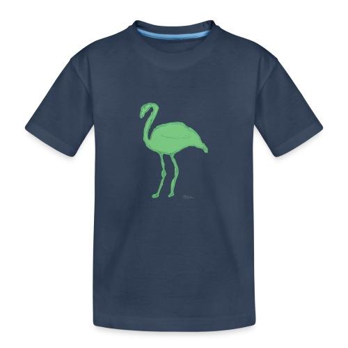 flamenco - Camiseta orgánica premium adolescente
