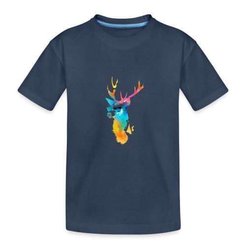Sunny Summer - Camiseta orgánica premium adolescente