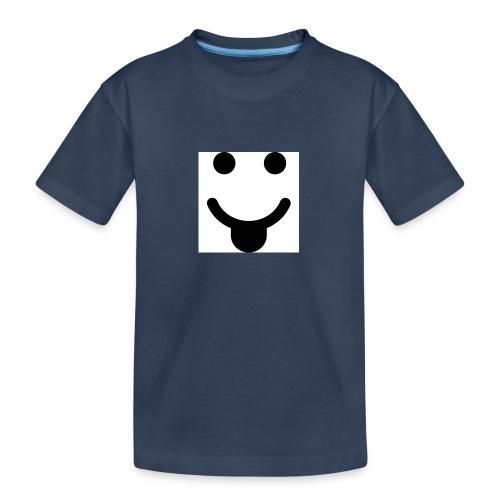 smlydesign jpg - Teenager premium biologisch T-shirt