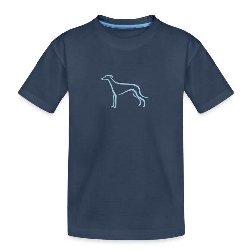 Greyhound - Teenager Premium Bio T-Shirt