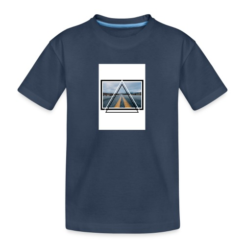 On the Road - T-shirt bio Premium Ado