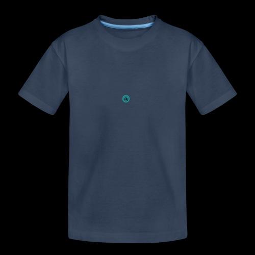 GekkeMennen LOgo - Teenager premium biologisch T-shirt