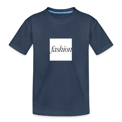 fashion - Teenager premium biologisch T-shirt