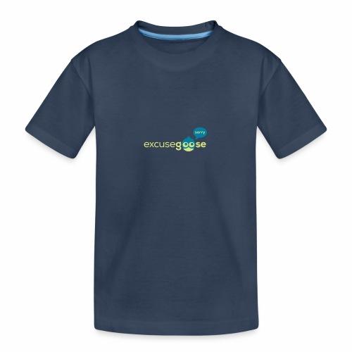 excusegoose 01 - Teenager Premium Bio T-Shirt