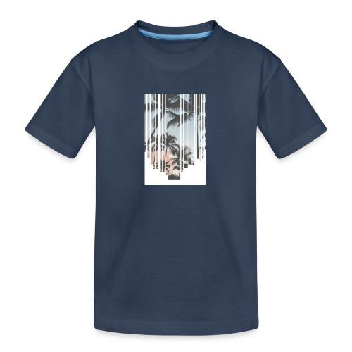 Tropic - Ekologiczna koszulka młodzieżowa Premium